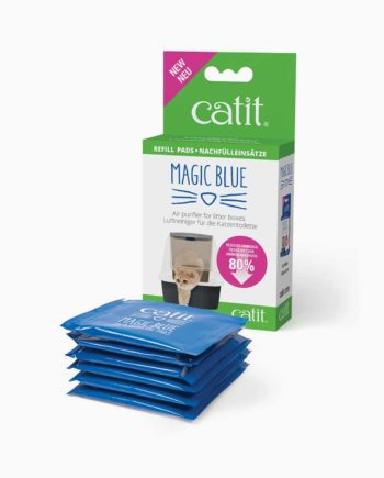 Packaging of Magic Blue Refill Pads