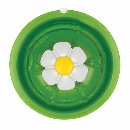 Top view of the Catit Flower Fountain