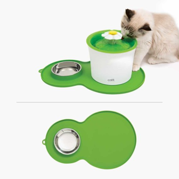 44012 - Peanut Placemat – Green