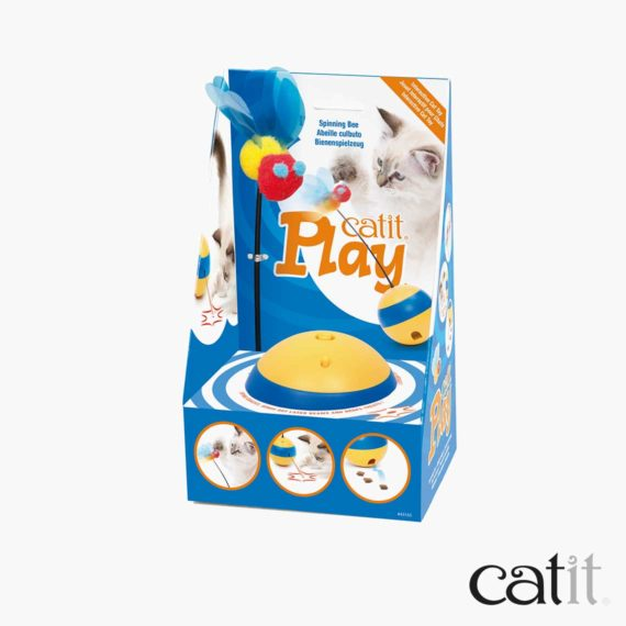 Catit Spinning Bee packaging