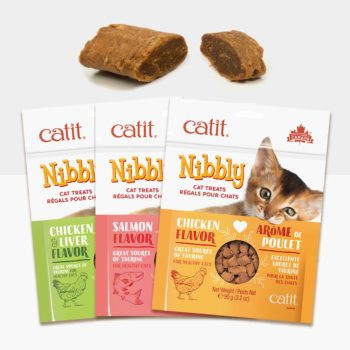 4447NP1 - Catit Nibbly – Variety Pack