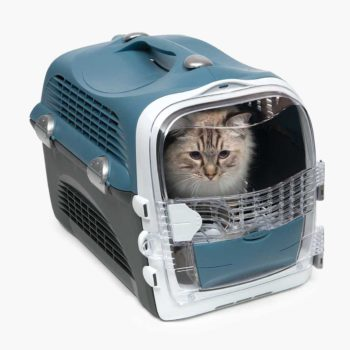 41372 - Catit Cabrio Carrier – Blue-Gray