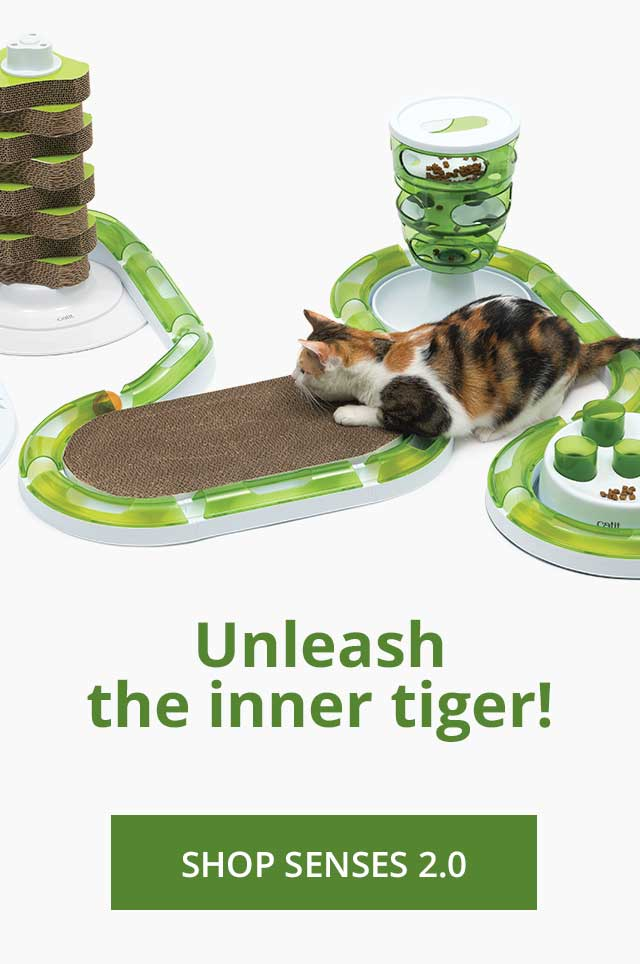 Mobile-Senses 2.0 - Unleash the inner tiger