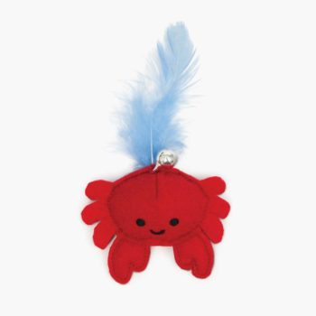 42480 - Pirates Catnip Toy - Crab