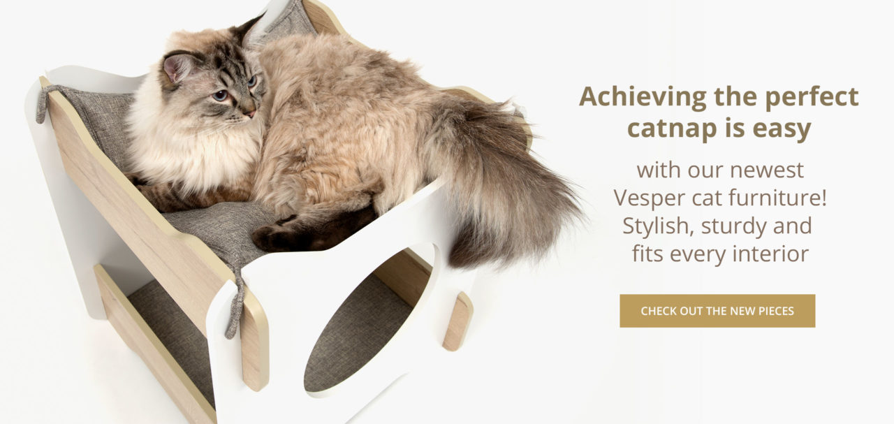 Achieving the perfect catnap is easy - check out the new vespers