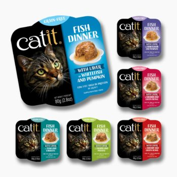 Catit Fish Dinner - product thumbnail_US