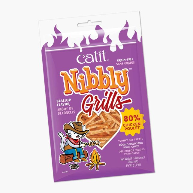 44484 - Nibbly Scallop Grills