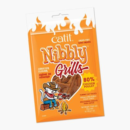 44486 - Nibbly Lobster Flavor Grills