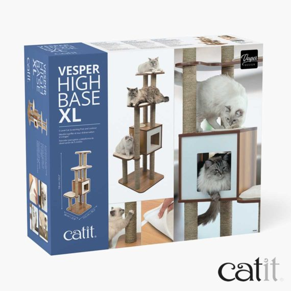 Catit Vesper High Base XL packaging