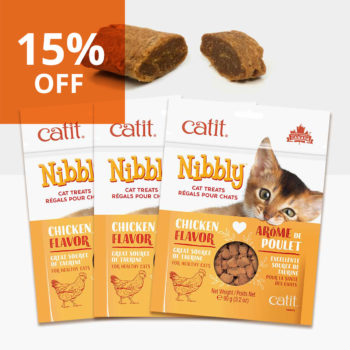 Promo 15% off - Nibbly Chicken 3 pack