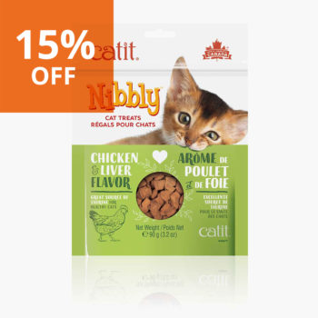 Promo 15% off - Nibbly Chicken & Liver