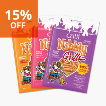 Promo 15% off - Nibbly Grills