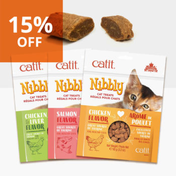 Promo 15% off - Nibbly Variety 3 pack