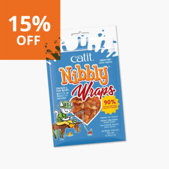Promo 15% off - Nibbly Wraps