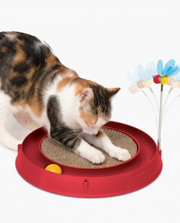 Circuit Ball Toy – Scratch Pad