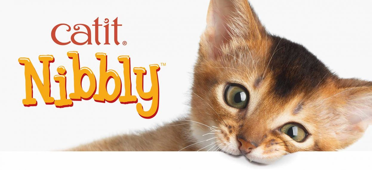 Catit Nibbly cat treats